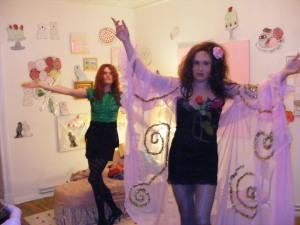 Juwelia und Zsa Zsa, Performance: Putzi Dreams