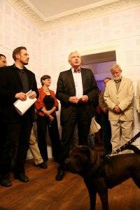 Manfred Kirschner, Olafur Davidson Und Magnús Pálsson Galerie Crystal Ball Berlin