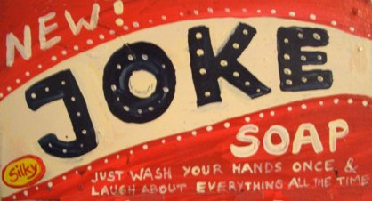 Joke Soap Silke Thoss Galerie Crystal Ball