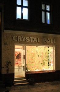 Die Sammlung Galerie Crystal Ball Berlin