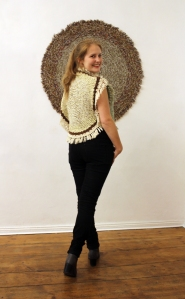 Anna Müllers Faden Galerie Crystal Ball Berlin