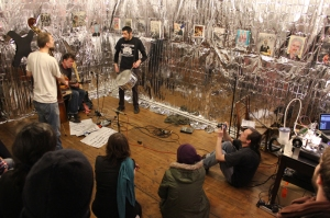 Analog Cut Performances Galerie Crystal Ball