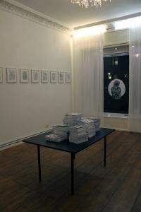 Tamara Trölsch Otto 2000 Galerie Crystal Ball Berlin