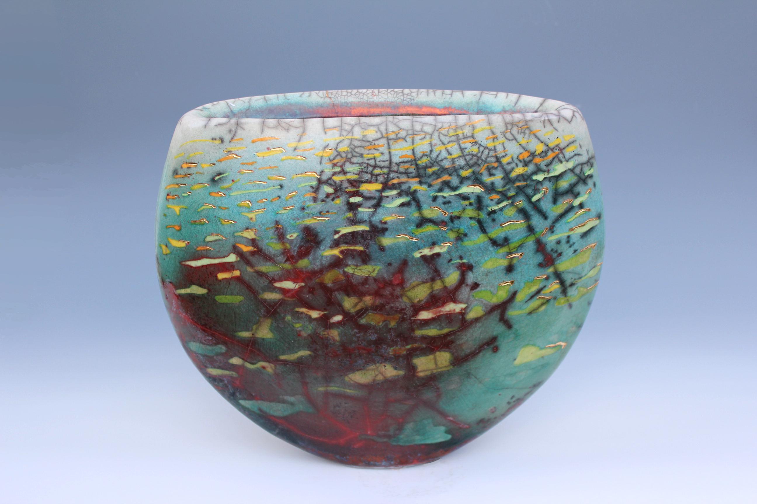 Martin Mindermann Raku Brand Keramik