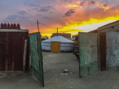 Mongolie - Bilder/ Texte / Musik