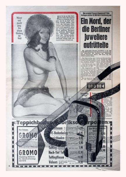 Natascha Frioud Galerie Crystal Ball Berlin